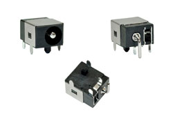 DC-In Connectors
