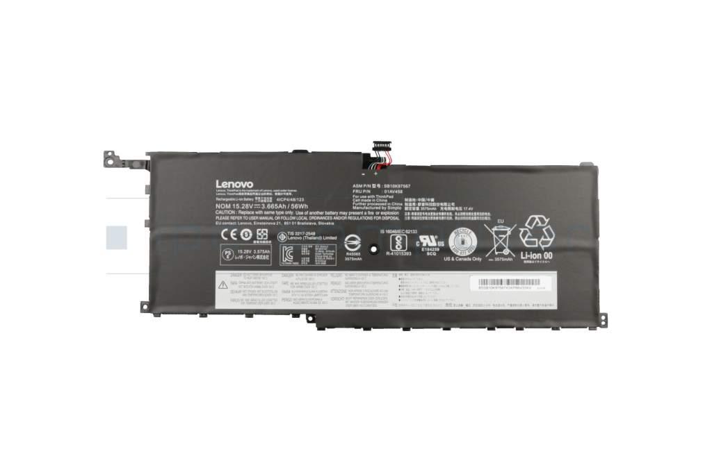00HW028 original Lenovo Akku 56Wh