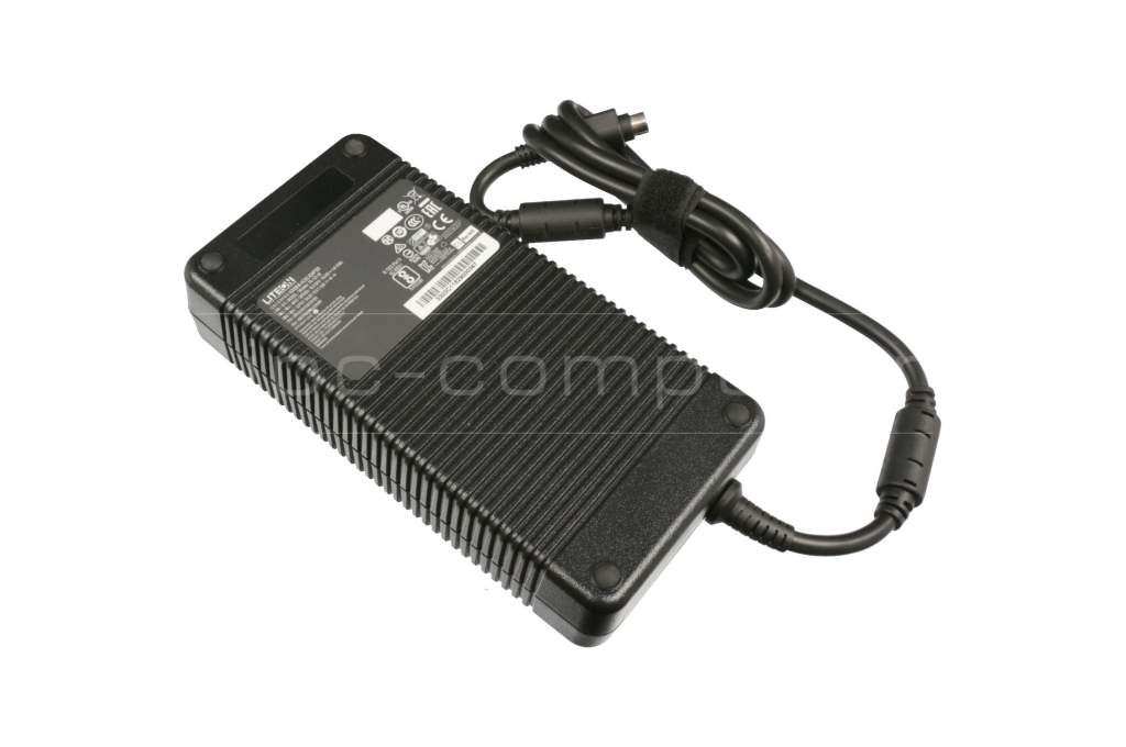 ABLEGRID 4 Holes Plug 230W AC Power Supply Adapter Charger for MSI GT83VR GT73VR Pro