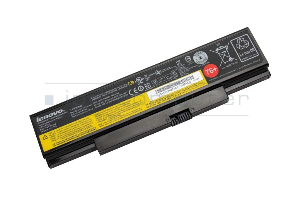Battery 48Wh original suitable for Lenovo ThinkPad Edge E550c (20E0A000CD)