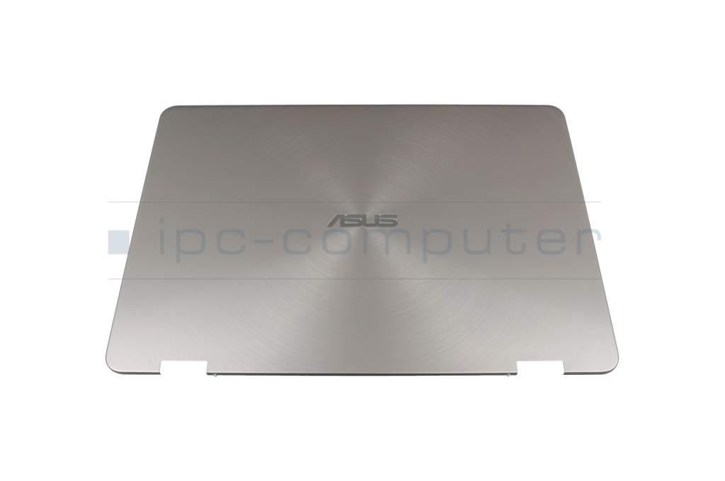 Display-Cover 35 6cm (14 Inch) silver original suitable for Asus ZenBook  Flip 14 UX461UN series