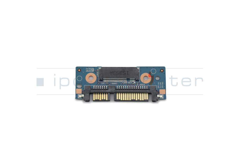 Hard Drive Adapter for 2  HDD slot M 2 SSD original suitable for HP  17-bs100 series